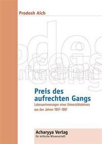 Preis Des Aufrechten Gangs