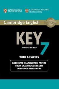 Cambridge English Key 7 With Answers
