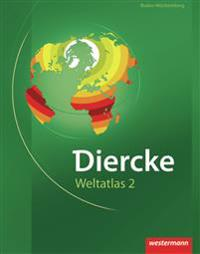 Diercke Weltatlas. Ausgabe 2. Baden-Württemberg