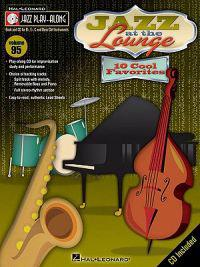 Jazz at the Lounge: 10 Cool Favorites [With CD (Audio)]