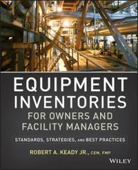 Guide to Equipment Inventories: Standards, Strategies, and Best Practices