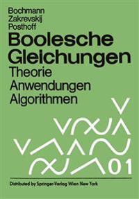 Boolesche Gleichungen