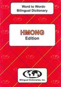 English-HmongHmong-English Word-to-word Dictionary