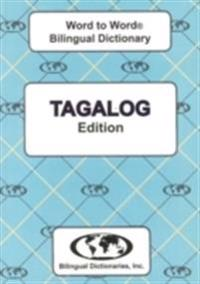 English-tagalog & tagalog-english word-to-word dictionary - suitable for ex