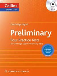 Practice Tests for Cambridge English: Preliminary