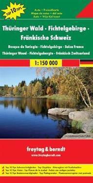 Thuringian Forest-Fichtelgebirge-Franconian