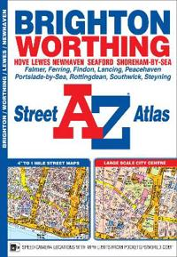 Brighton street atlas