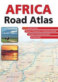 Road atlas Africa
