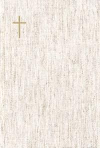 Raamattu (3601J, 122x180 mm, pellava, konesidottu, teksti jakeittain, lukunauha)