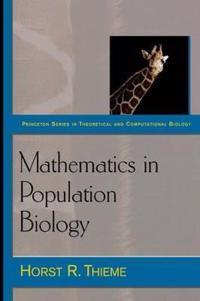 Mathematics in Population Biology