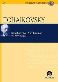 "Symphony No. 6 in B Minor Op. 74 Cw 27 ""The Pathetique"": Eulenburg Audio+score Series"
