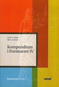 kompendium i formueret 4-Kompendium i formueret IV