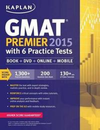 Kaplan GMAT Premier 2015