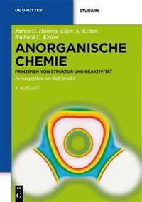 Anorganische Chemie: Prinzipien Von Struktur Und Reaktivitat