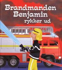 Brandmanden Benjamin rykker ud