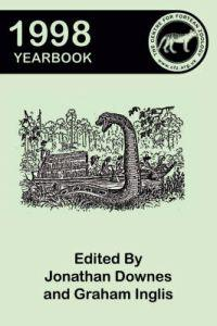 Centre for Fortean Zoology Yearbook 1998
