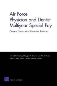 Air Force Physician and Dental Multiyear Special Pay