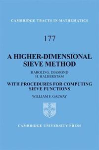 A Higher-Dimensional Sieve Method