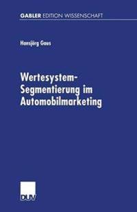 Wertesystem-Segmentierung Im Automobilmarketing
