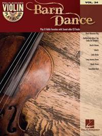 Violin Play-Along Volume 34