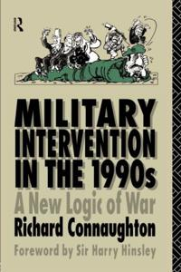 Military Intervention in the 1990's