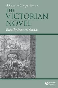 Concise Cmpn Victorian Novel