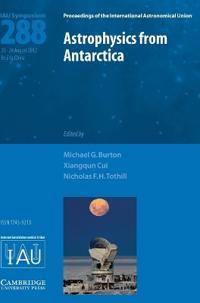 Astrophysics from Antarctica