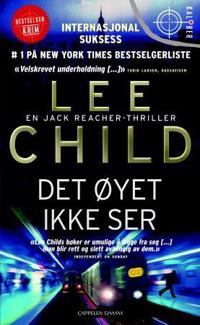 Det øyet ikke ser - Lee Child pdf epub