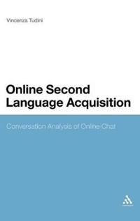 Online Second Language Acquisition: Conversation Analysis of Online Chat