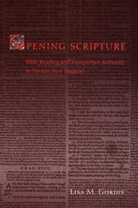 Opening Scripture