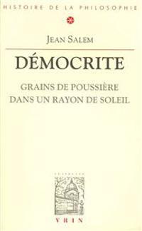 Democrite: Grains de Poussiere Dans Un Rayon de Soleil