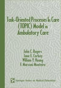 Task-oriented Processes in Care Topic Model in Ambulatory Care