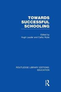 Towards Successful Schooling