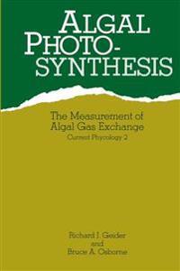 Algal Photo-Synthesis
