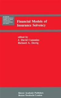 Financial Models of Insurance Solvency