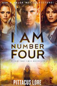 I Am Number Four - Pittacus Lore - böcker (9780062116550)     Bokhandel
