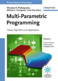 Multi-Parametric Programming: Theory, Algorithms and Applications