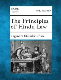 The Principles of Hindu Law