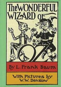Wonderful Wizard of Oz Minibook