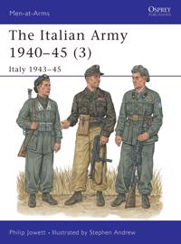 The Italian Army 1940-45