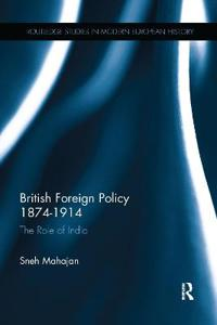 British Foreign Policy 1874-1914