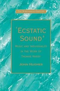 'Ecstatic Sound'