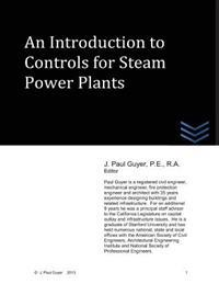 An Introduction to Controls for Steam Power Plants