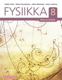 Fysiikka 8