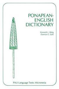 Ponapean-English Dictionary
