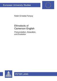 Ethnolects of Cameroon English