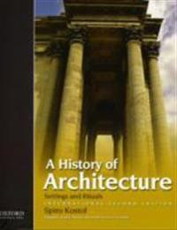 History of architecture - international second edition
