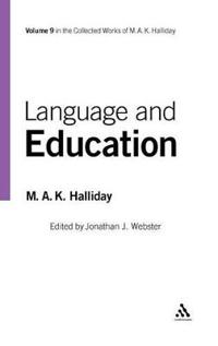 Language and Education: Volume 9