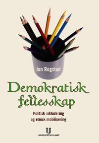 Demokratisk fellesskap - Jon Rogstad   Ridgeroadrun.org