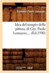 Idea del Tempio Della Pittura, Di Gio (Ed.1590)